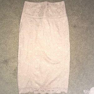 Express women's skirt